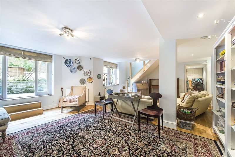 2 Bedrooms Flat for sale in St. Georges Mansions, Causton Street, London, SW1P