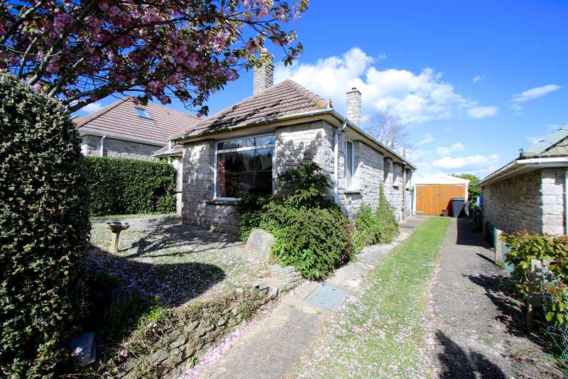 2 Bedrooms Detached Bungalow for sale in BAY CRESCENT, SWANAGE