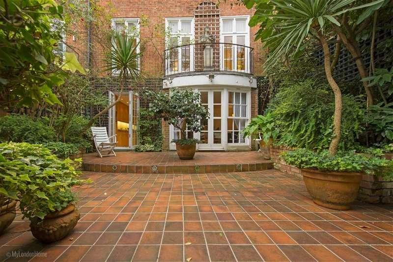 4 Bedrooms Property for sale in Moncorvo Close, Knightsbridge, London, SW7