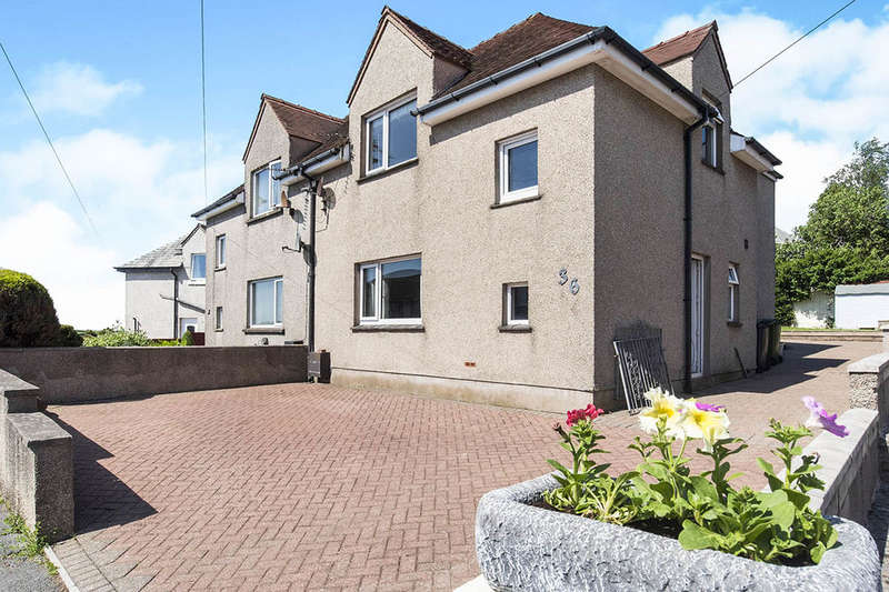 4 Bedrooms Semi Detached House for sale in Jutland Avenue, Flookburgh, Grange-Over-Sands, LA11
