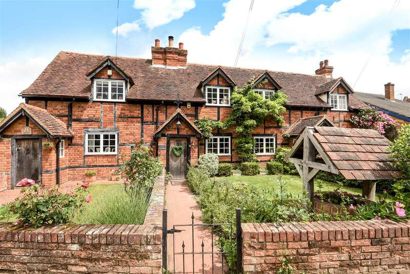 3 Bedrooms Cottage House for sale in Ivy Cottages, Rosemary Lane, Thorpe