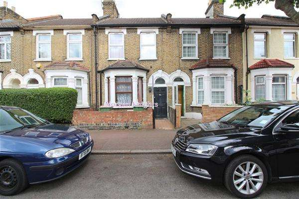 2 Bedrooms Terraced House for sale in Latimer Avenue, East Ham