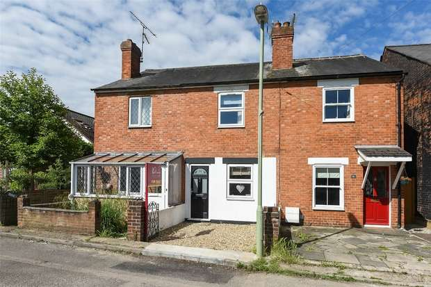 2 Bedrooms Terraced House for sale in Stanley Road, WOKINGHAM, Berkshire