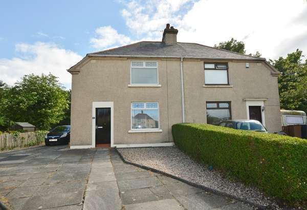 3 Bedrooms Semi-detached Villa House for sale in 14 Christie Gardens, Saltcoats, KA21 5NQ