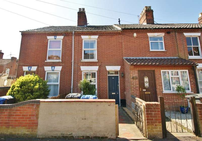 2 Bedrooms Terraced House for sale in Marlborough Road, Norwich