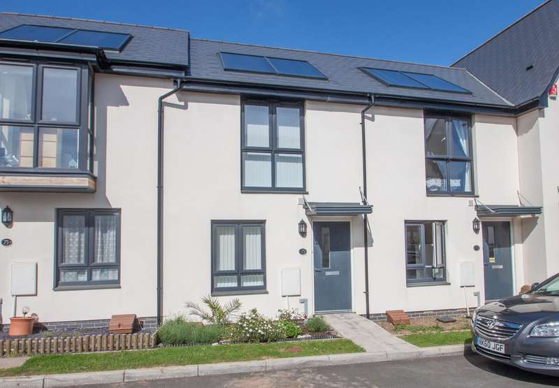 2 Bedrooms Terraced House for sale in Piper Street, Derriford