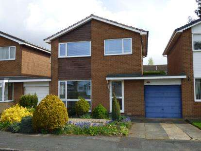3 Bedrooms Detached House for sale in Meldon Avenue, Sherburn Village, Durham, Durham, DH6