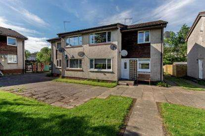 2 Bedrooms Flat for sale in Western Road, Cambuslang