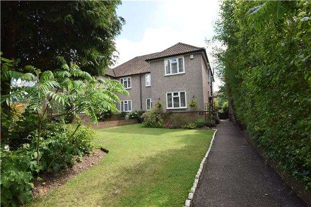 2 Bedrooms Maisonette Flat for sale in Court Road, Orpington, Kent, BR6
