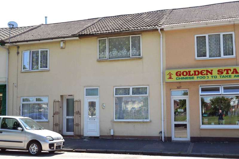 3 Bedrooms Terraced House for sale in Forton Road, Gosport