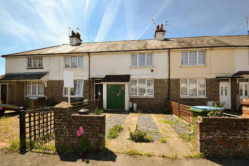 3 Bedrooms Terraced House for sale in Westloats Gardens, Bognor Regis, West Sussex, PO21 5LG