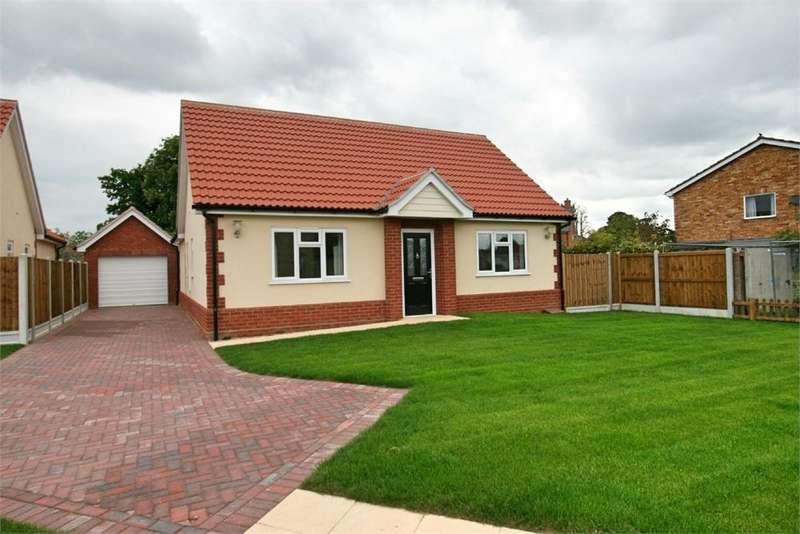 3 Bedrooms Detached Bungalow for sale in Seldon Road, Tiptree, COLCHESTER, Essex