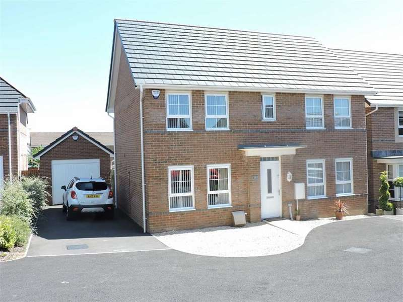 4 Bedrooms Property for sale in Horizon Way, Loughor
