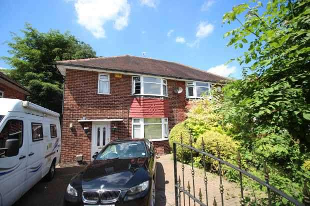 3 Bedrooms Semi Detached House for sale in Merston Drive, Manchester, Greater Manchester, M20 5WT