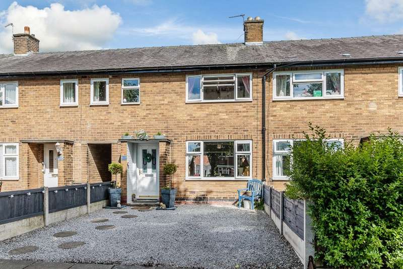 3 Bedrooms Terraced House for sale in Poplars Avenue,Warrington,Cheshire WA2 9LG