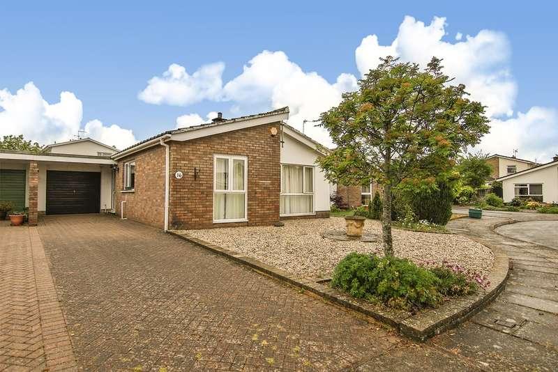 2 Bedrooms Detached Bungalow for sale in St John Close, Cowbridge