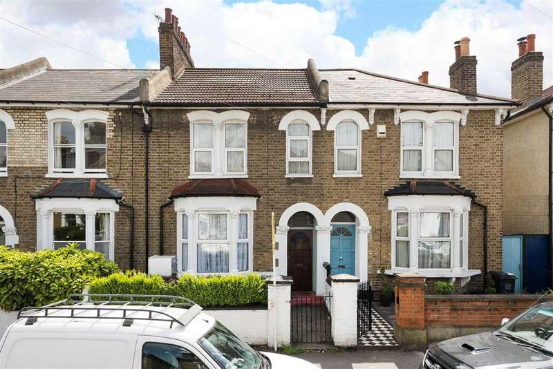 3 Bedrooms Terraced House for sale in Braxfield Road, Brockley