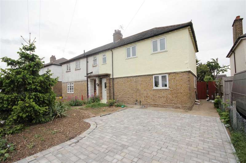 3 Bedrooms Semi Detached House for sale in Marlborough Road, Hillingdon