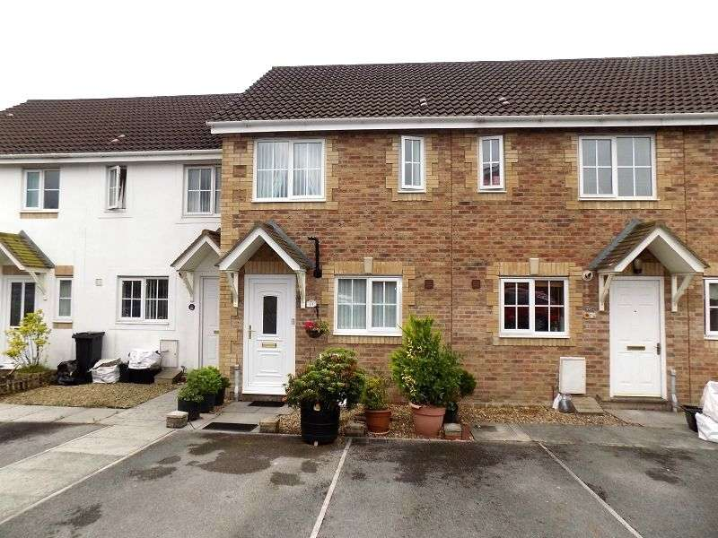 2 Bedrooms Terraced House for sale in Llys Iris , Neath, Neath Port Talbot. SA10
