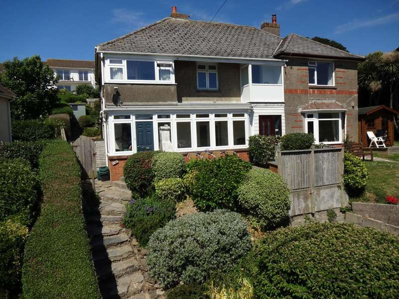 3 Bedrooms Semi Detached House for sale in Springfield Road, Woolacombe