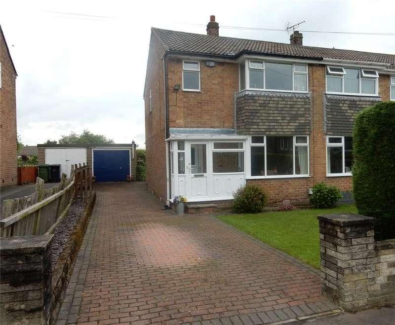 3 Bedrooms Semi Detached House for sale in Moor Lane, Netherton, Huddersfield, HD4