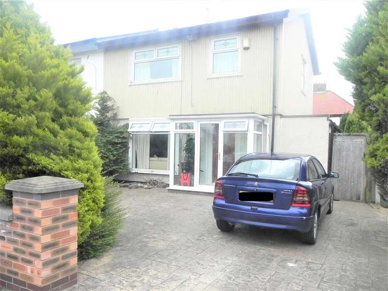 3 Bedrooms Semi Detached House for sale in Anderson Road, Litherland, L21