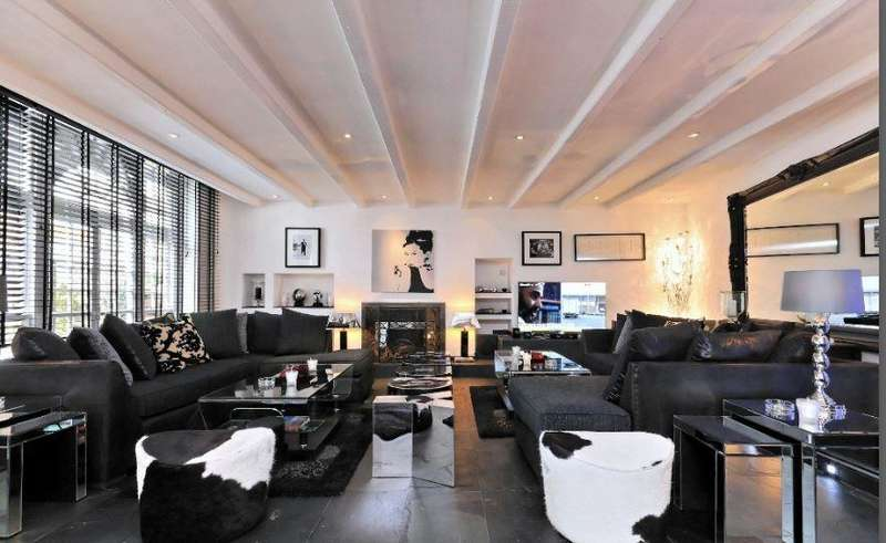 4 Bedrooms Flat for rent in Lower Terrace Hampstead Village NW3