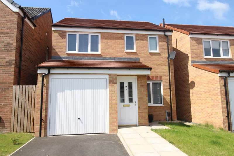 3 Bedrooms Detached House for sale in Scholars Rise, Middlesbrough, TS4