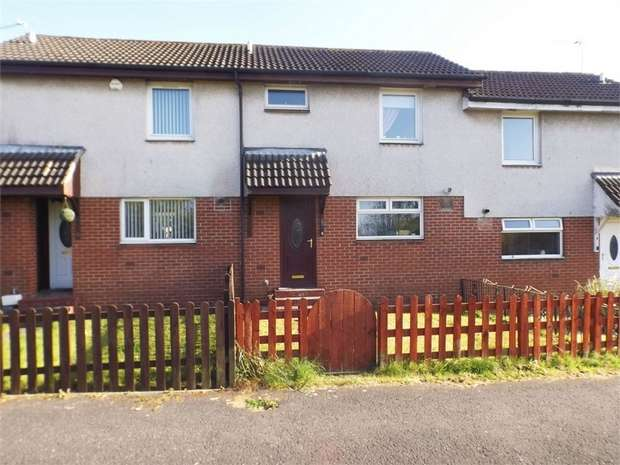 2 Bedrooms Terraced House for sale in Auchinleck Crescent, Glasgow
