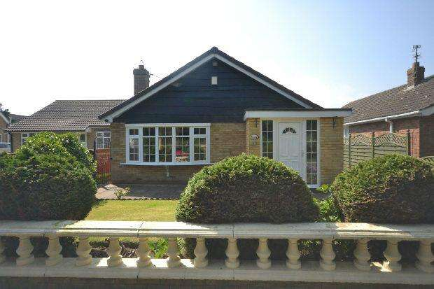 3 Bedrooms Detached Bungalow for sale in Cavendish Close, Cleethorpes