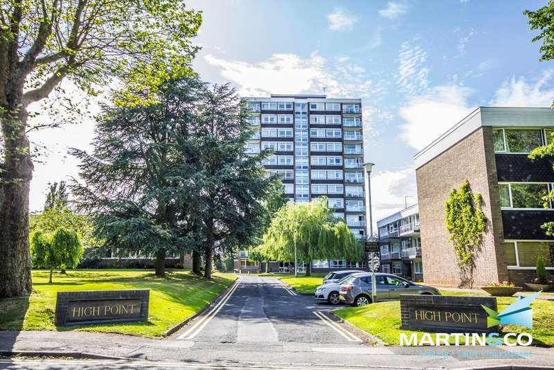 2 Bedrooms Flat for sale in High Point, Richmond Hill Rd, Edgbaston, B15