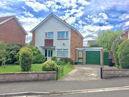 3 Bedrooms Detached House for sale in Cannington, Bridgwater, Somerset