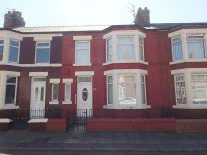 3 Bedrooms Terraced House for sale in Stalmine Road, Walton, Liverpool, Merseyside, L9