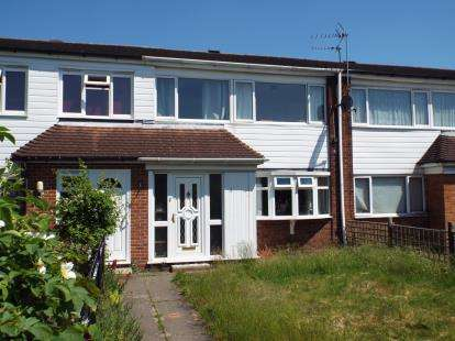 3 Bedrooms Terraced House for sale in Morar Close, Castle Vale, Birmingham, West Midlands