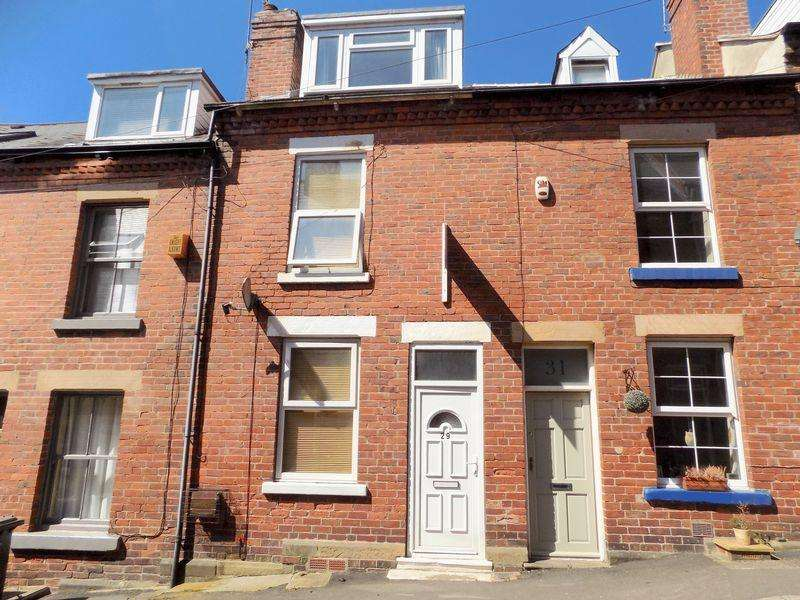 4 Bedrooms Terraced House for rent in Marr Terrace, Ranmoor, S10 3GL - Ideally Located