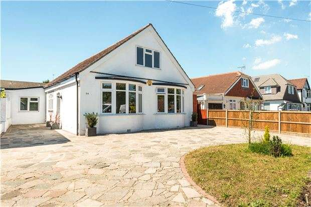 6 Bedrooms Detached House for sale in Sevenoaks Way, ORPINGTON, Kent, BR5 3AF