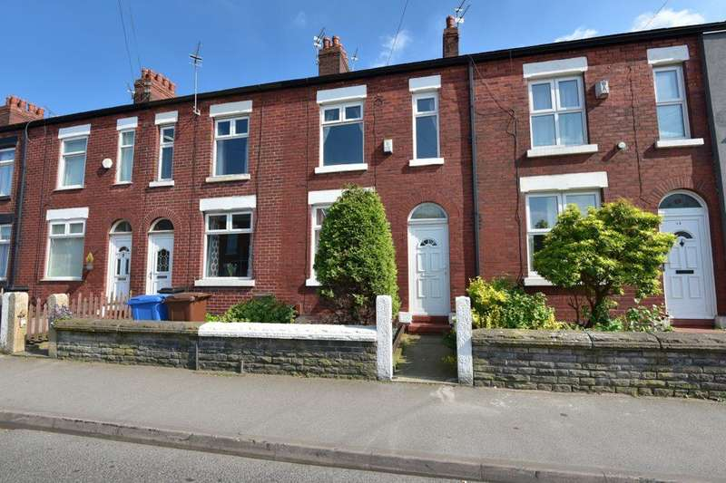 2 Bedrooms Terraced House for sale in Commercial Road, Hazel Grove, Stockport, SK7 4BG
