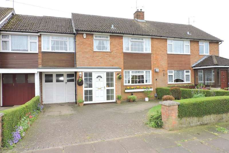 4 Bedrooms Terraced House for sale in Ereswell Road, Luton, Bedfordshire, LU3 2UH