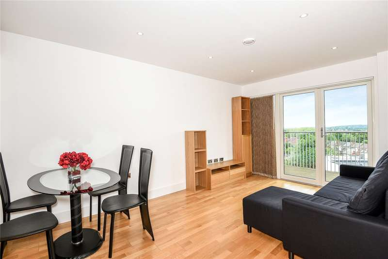 1 Bedroom Apartment Flat for sale in Trident Point, 19 Pinner Road, Harrow, Middlesex, HA1