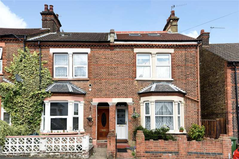 5 Bedrooms End Of Terrace House for sale in St. James Road, Watford, Hertfordshire, WD18