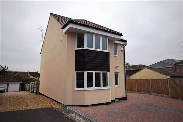 5 Bedrooms Detached House for rent in Worcester Close, Fishponds, Bristol, BS16