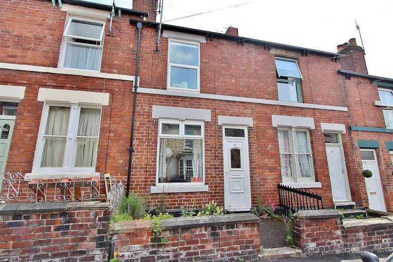 3 Bedrooms Terraced House for sale in South View Crescent, Sharrow, Sheffield, S7 1DG