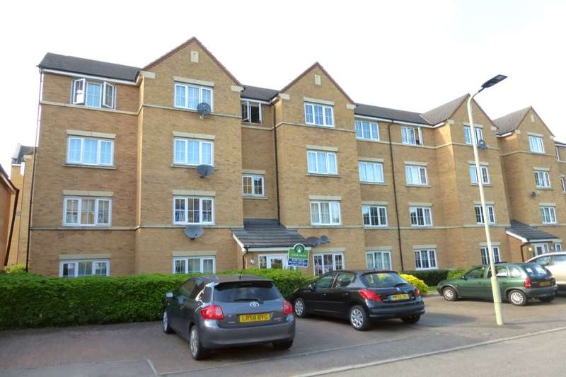 2 Bedrooms Flat for sale in Henley Road, Bedford, MK40