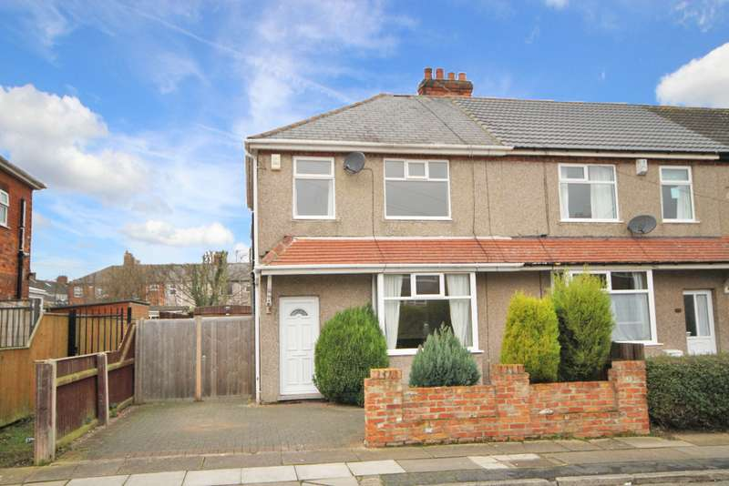 3 Bedrooms Detached House for sale in MALCOLM ROAD, GRIMSBY