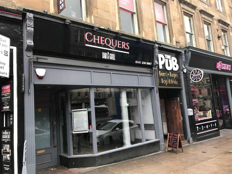 Commercial Property for rent in Sauchiehall Street, Glasgow