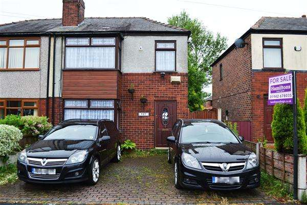 3 Bedrooms Semi Detached House for sale in Hilda Street, Leigh