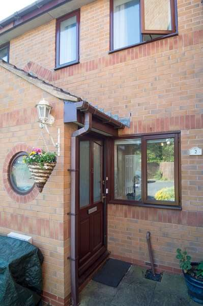 2 Bedrooms Terraced House for sale in Windsor court, Coventry, West Midlands, CV4