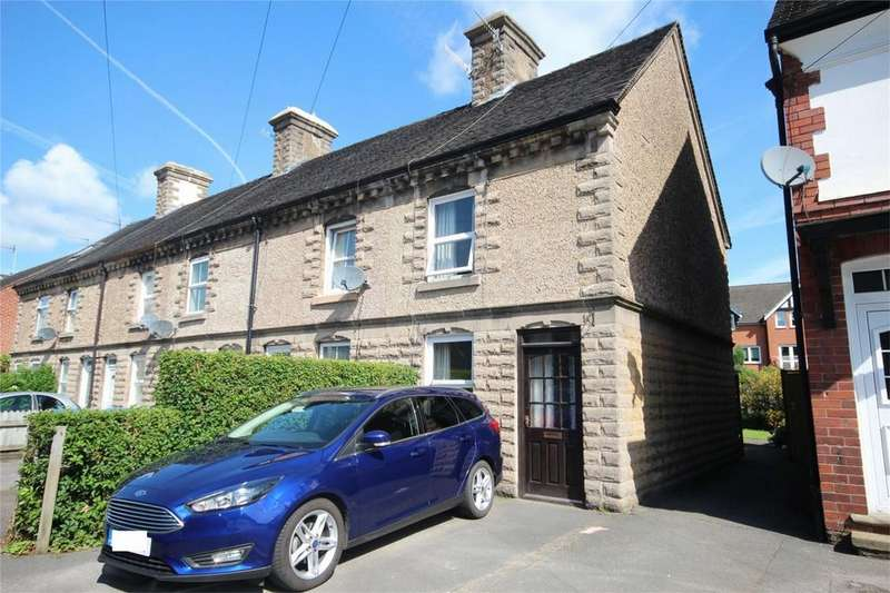 2 Bedrooms End Of Terrace House for sale in Peter Street, Ashbourne, Derbyshire