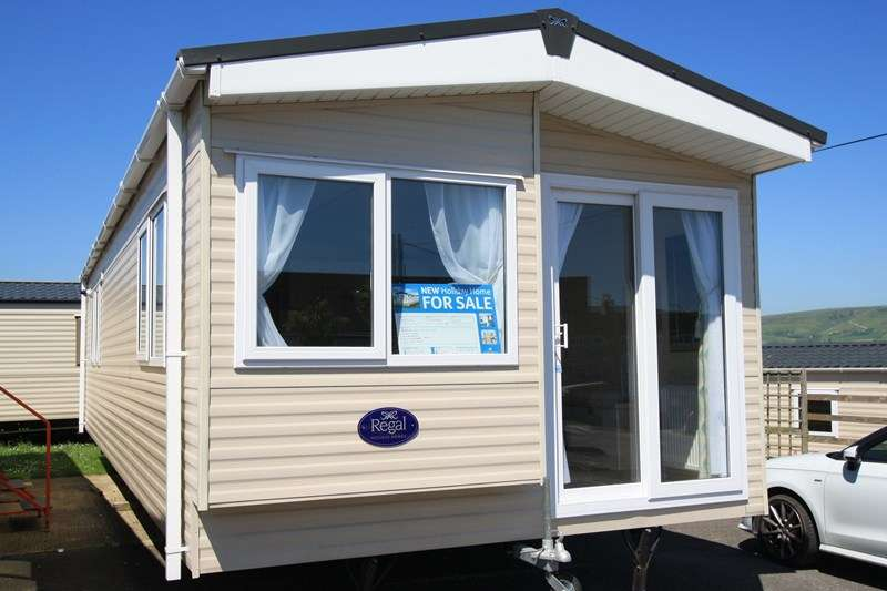 2 Bedrooms Mobile Home for sale in Popular Caravan Park