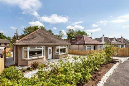 3 Bedrooms Bungalow for sale in Balgonie Drive, Paisley